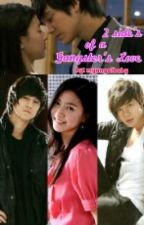 2 Sides Of A Gangster's Love ( Complete ) by myangelbaby