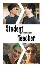 Student Teacher ❦ Malum ❦ BoyxBoy by jugheadcole