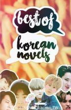 أفضل روايات الفانفيك الكوري by Reo_TW