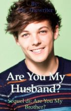 Are you my husband?    Larry version by Ale_Thewriter
