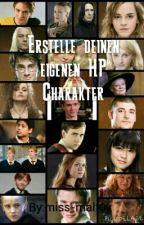 Erstelle deinen eigenen HP Charakter by -amyy-