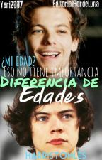 Diferencia de Edades. [Larry Stylinson] by HarrisTomles