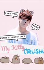My Kitty Crush || Mingyu X You by MeliMimiss