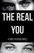The Real You - Larry Stylinson by harrysfloralpants