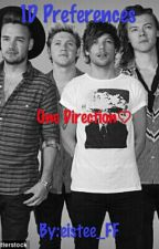 1D Preferences by eistee_FF