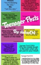 Teenager posts *COMPLETED* by maitri08