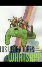Los Vengadores En Whatsapp by ILoveYouBucky