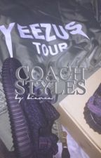 Coach Styles |HS| by cyprushill