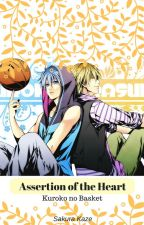 Kuroko no Basket: Assertion of the Heart by SakuraKashimashi