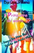 A Princesinha Do Morro by ops_pikena