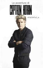 Le avventure di Captain Horan.|| Humor. by xfaithful_x