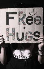 Free Hug by oinkoink