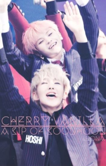 Cherry Vanilla: A Sip Of Soonhoon ♡