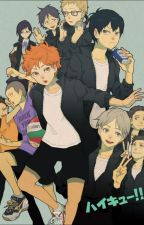 One Shots Haikyuu!! by theunluckyghost