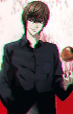 the new god and goddess (Death Note Light x reader) by Crystal_Night