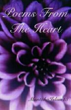 Poems From The Heart by MarellaVonBloodstone