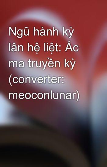 Ngũ hành kỳ lân hệ liệt: Ác ma truyền kỳ (converter: meoconlunar)