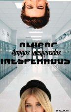 Amigos Inesperados by Yellow_1111