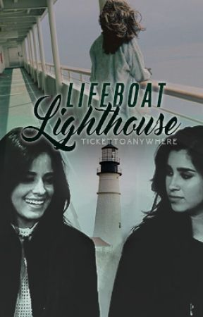Lifeboat Lighthouse by TicketToAnywhere