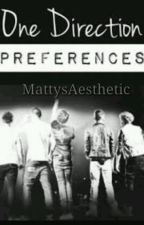 One Direction Preference by MattysAesthetic