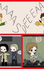 Supernatural Destiel/Sabriel oneshots of banter by SpectaculacularFando
