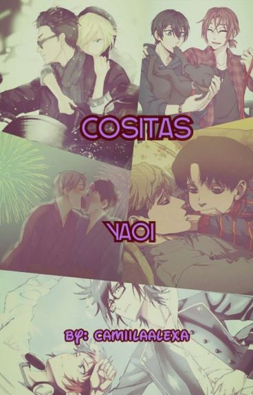 :D Cositas Yaoi :3