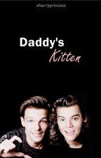Daddy's Kitten (Larry Stylinson) by xharryprincess