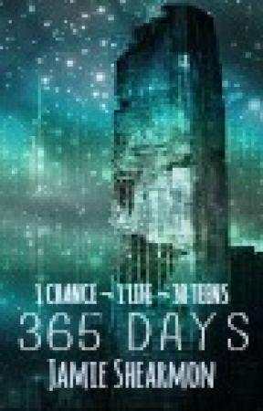 365 Days by Jamie_Is_Devil