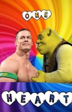 One Heart (A Shrek and John Cena fan fiction) by toastygaskarth