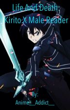 Kirito X Male Reader by Anime__Addict__