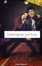 """Siempre Juntos.- Mariali (segunda temporada de """"El guardaespaldas"""") by hisgreeneyes21"""