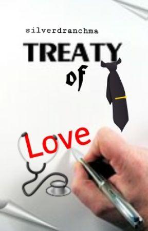 Treaty of Love (story unpublished) by silverdranchma
