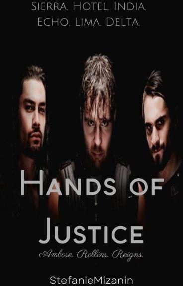Hands Of Justice by StefanieMizanin