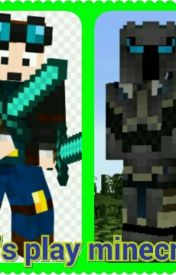 Let's Play Minecraft by hunterxhunter33