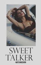Sweet Talker|Chris Evans. by -HellAngel