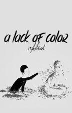 a lack of color » lh ; mc by sublimed