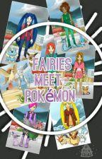 Fairies Meet Pokémon by saquiba