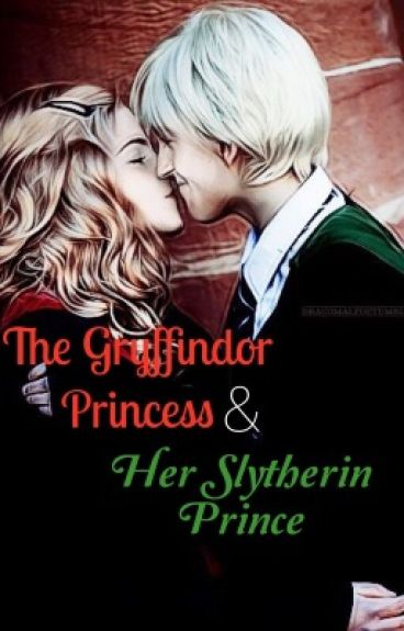 The Gryffindor Princess & Her Slytherin Prince {Dramione❤️}