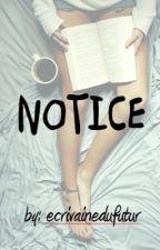 Notice by ecrivainedufutur