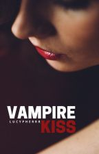 Vampire Kiss by YourArtificialLover