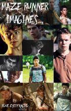Maze runner Imagines [COMPLETED] by blue-eyedfangirl