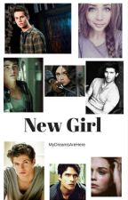 New girl (Teen wolf) by MyDreamsAreHere
