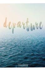 DEPARTURE by chiharabanana