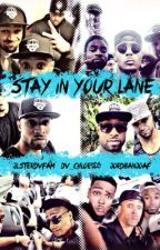 Stay In Your Lane by DiversiflixAndChill