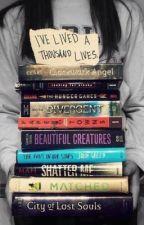 Frases de libros *-* by tefy1604