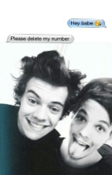Please, Delete My Number. [Larry]