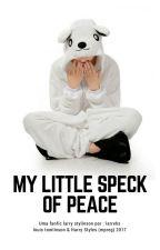 My little speck of peace × mpreg by Larrehs