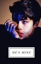 He's Mine (오세훈)/ #Wattys2016 by Kuuuuuuu00