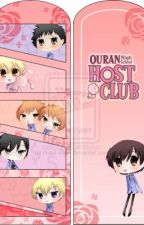 Dial H' for Host: Ouran High School Host Club Drabbles. by CherriBomber