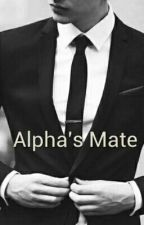 Alpha's Mate by livia202190